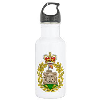 Haus Windsor königlichen Wappens Trinkflasche