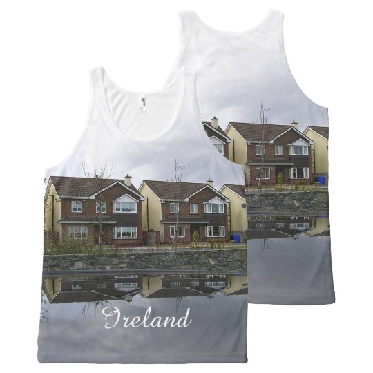 h user in irland komplett bedrucktes tanktop zazzle. Black Bedroom Furniture Sets. Home Design Ideas