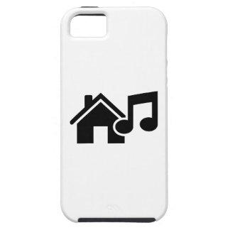 Hausmusikanmerkung iPhone 5 Hülle