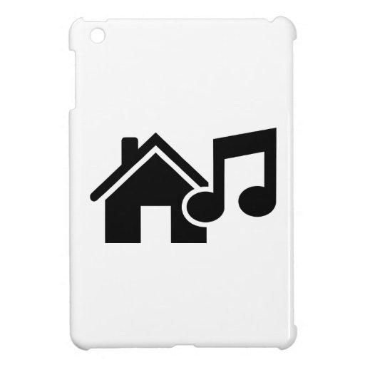 Hausmusikanmerkung iPad Mini Cover