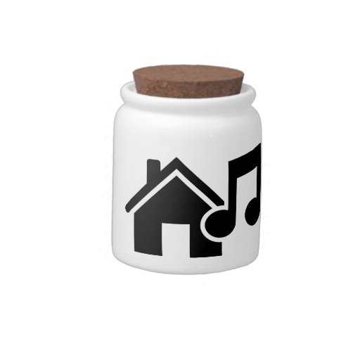 Hausmusikanmerkung Plätzchendose