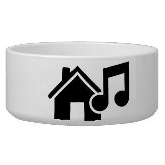 Hausmusikanmerkung Wassernapf Für Hunde