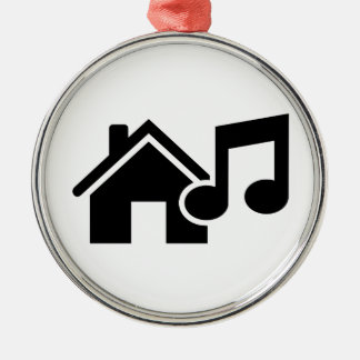 Hausmusikanmerkung Weinachtsornamente