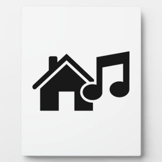 Hausmusikanmerkung Platte
