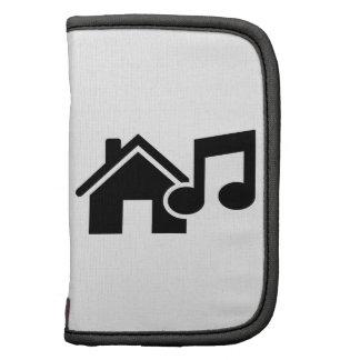 Hausmusikanmerkung Planer