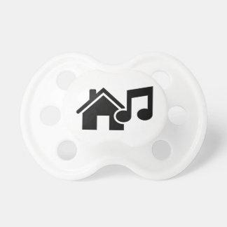Hausmusikanmerkung Schnuller