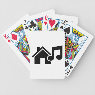 Hausmusikanmerkung Poker Karten