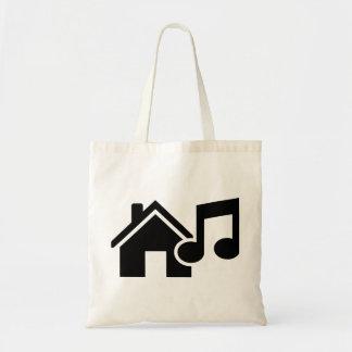 Hausmusikanmerkung Einkaufstasche