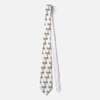 Haustier-Tierarzt-blonde männliche T-Shirts und Personalisierte Krawatte