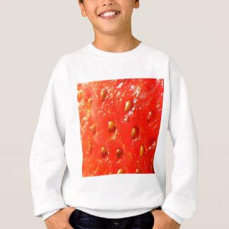 Haut der Erdbeere Sweatshirt