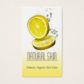 Hautpflegeberater Beautician-Visitenkarte Visitenkarten