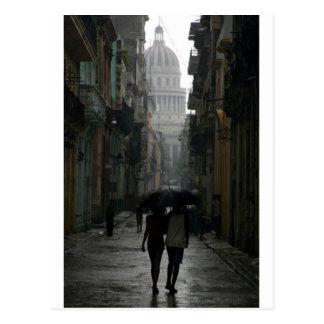 Havana Kuba Postkarte