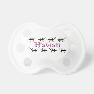 hawai Geckos Schnuller