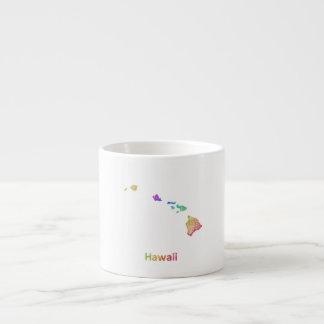 Hawaii Espresso-Tasse
