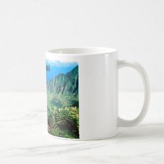Hawaii saust Kalalau Tal Kauai (St.K.) Tasse
