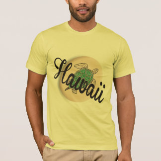 Hawaii-Schildkröte T-Shirt