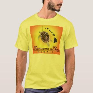 Hawaii-Schildkröten und Hawaii-Inseln T-Shirt