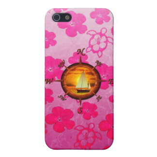 Hawaii-Segeln iPhone 5 Etui