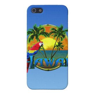 Hawaii-Sonnenuntergang iPhone 5 Case
