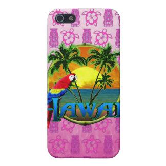 Hawaii-Sonnenuntergang iPhone 5 Schutzhülle