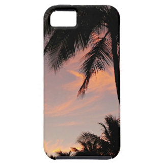 Hawaii-Sonnenuntergangtelefonkasten Etui Fürs iPhone 5