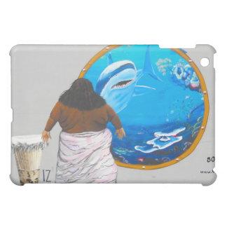 Hawaii-Straßen-Kunst-Israel-Wandgemälde iPad Mini Hülle