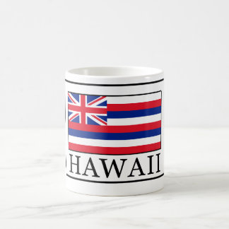 Hawaii Tasse