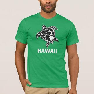 Hawaii Turle und Hawaii-Inseln T-Shirt