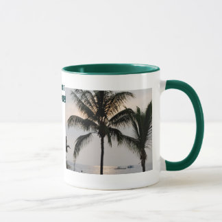Hawaiische Eigenstaatlichkeit Tasse
