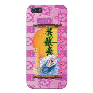 Hawaiisches Surfen Hülle Fürs iPhone 5