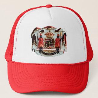 Hawaiisches Wappen Truckerkappe