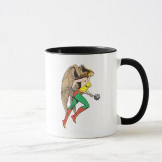 Hawkwoman Profil Tasse
