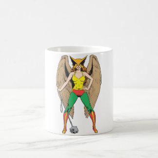 Hawkwoman Tasse