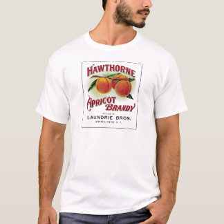 Hawthorne Aprilcot Weinbrand T-Shirt