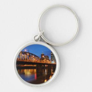 Hawthorne Brücke Schlüsselanhänger