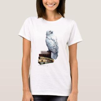 Headwig auf Büchern T-Shirt