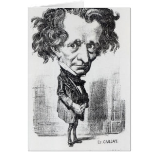 Hector Berlioz Karte