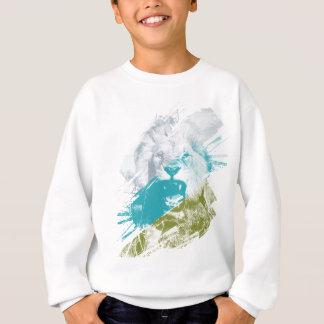 Heftiger Löwe Sweatshirt