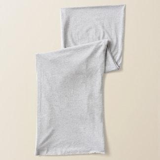Heide-grauer Jersey-Schal Schal