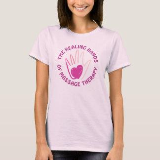 Heilendes Hand-M.Ü.-Shirt T-Shirt