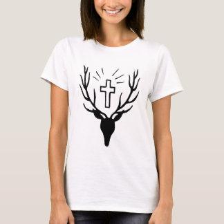 Heilig-Hubert Hirsch T-Shirt