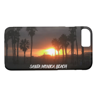 Heilig Monica heiratet beach iPhone 8/7 Hülle