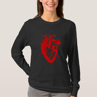 Heilig-Valentinsgruß-Weinbrand T-Shirt