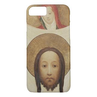 Heilig-Veronica mit dem Sudarium, c.1420 iPhone 8/7 Hülle