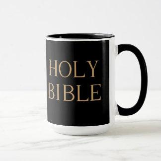 """""""Heilige Bibel-"""" Tasse"""