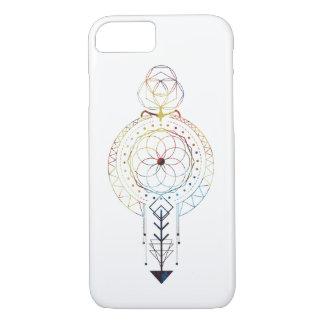 Heilige Geometrie entwarf iPhone 7 Fall iPhone 8/7 Hülle