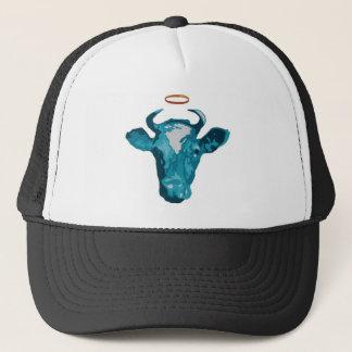 Heilige Kuh… ist es ein Hut Truckerkappe