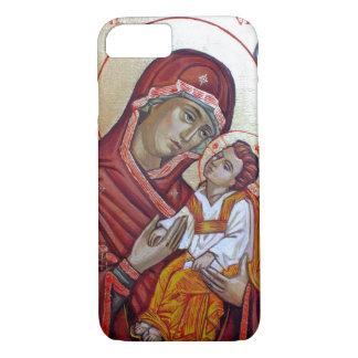 Heilige Maria iPhone 8/7 Hülle