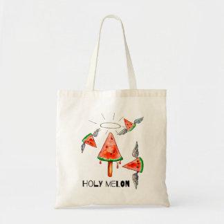 Heilige Melone Budget Stoffbeutel