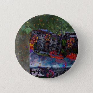 Heilige Nacht Runder Button 5,1 Cm